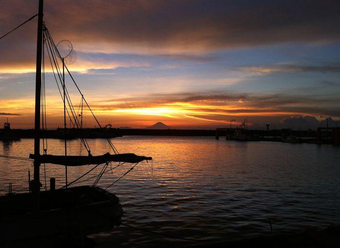 Kyonanhota_sunset