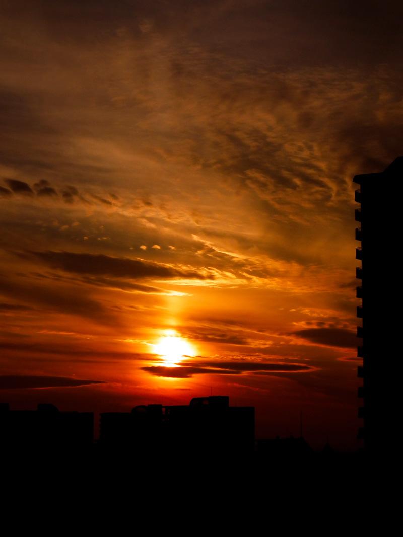 Sunset20121214