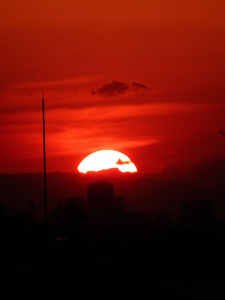 Sunset20140509