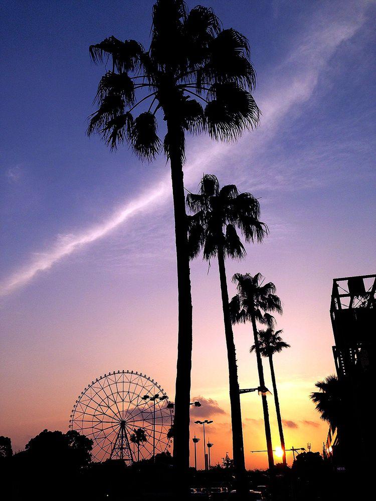 Sunset20140513