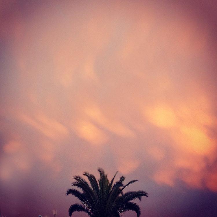 Sunset20140126