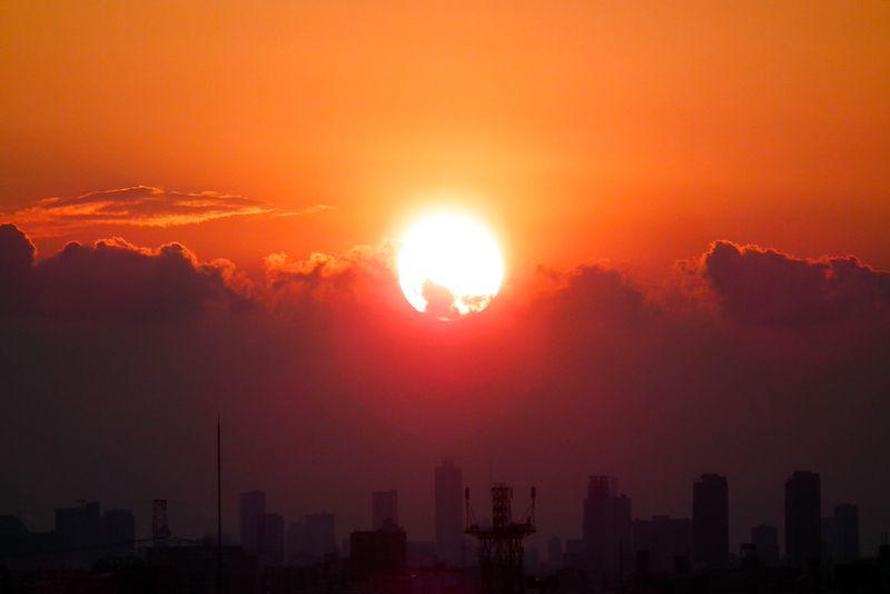 Sunset20160610