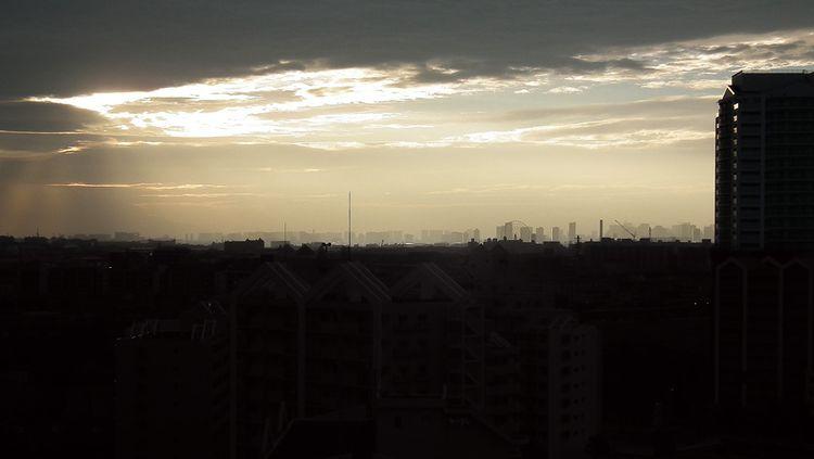 Sunset20151010