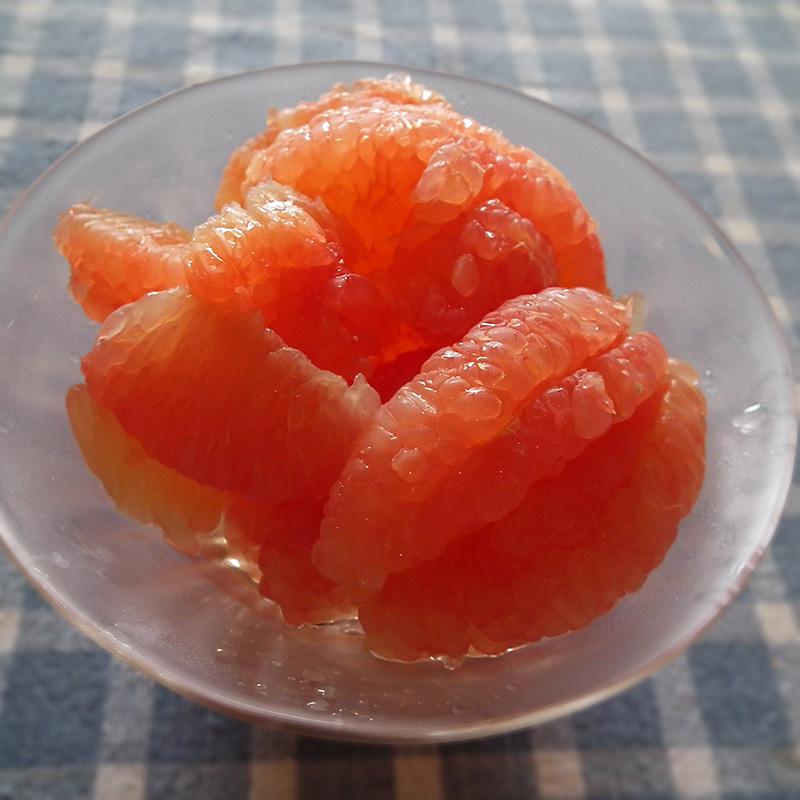 Pinkgrapefrui