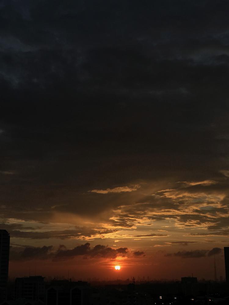 Sunset20170713
