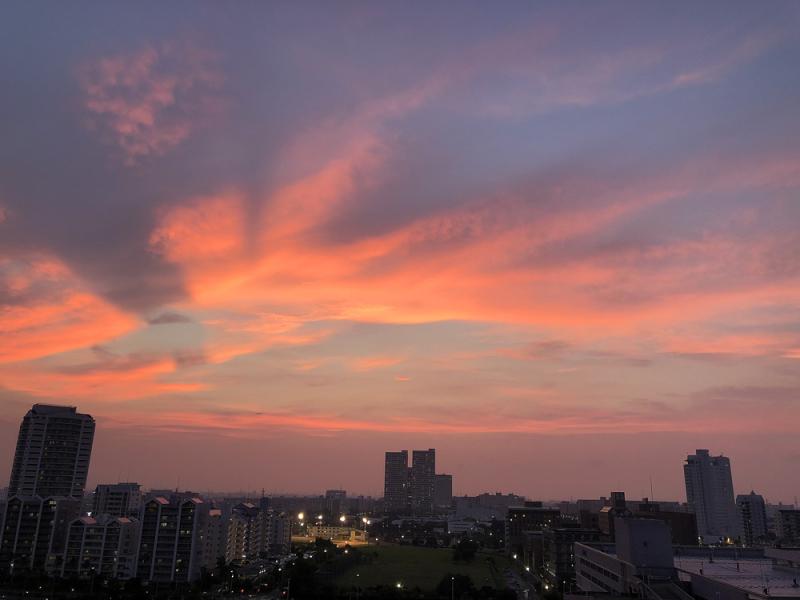 Sunsets201807