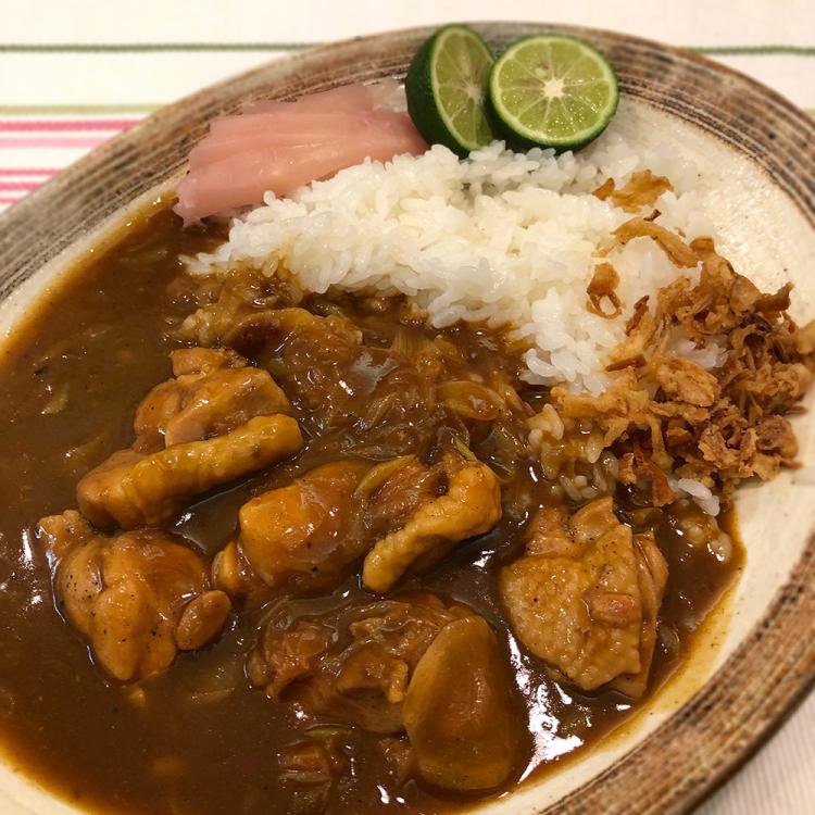 Danshigohan_curry201908