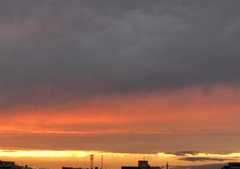 Sunset20191026
