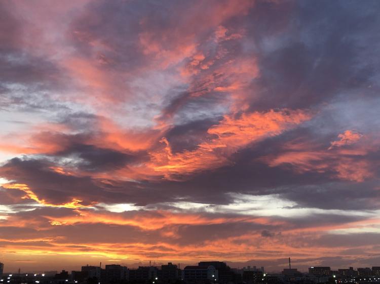 Sunset20190926