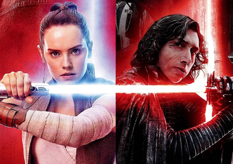 Reylo-star-wars