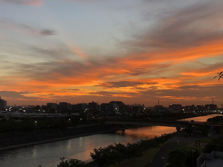 Sunset20200810