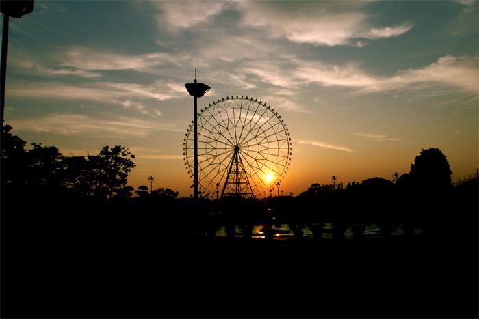 Sunset0809